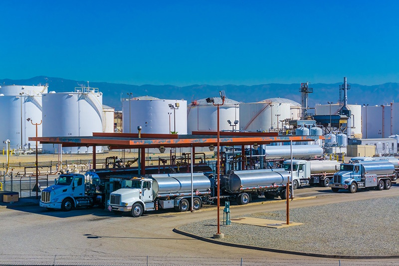 Aboveground storage tanks are an excellent option for many fleets