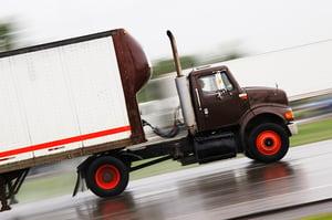 rain truck